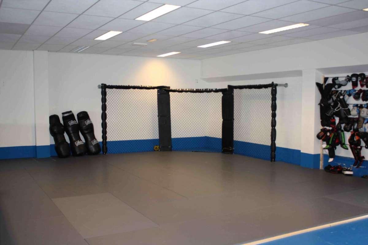 Renzo Gracie Holland MMA Ruimte