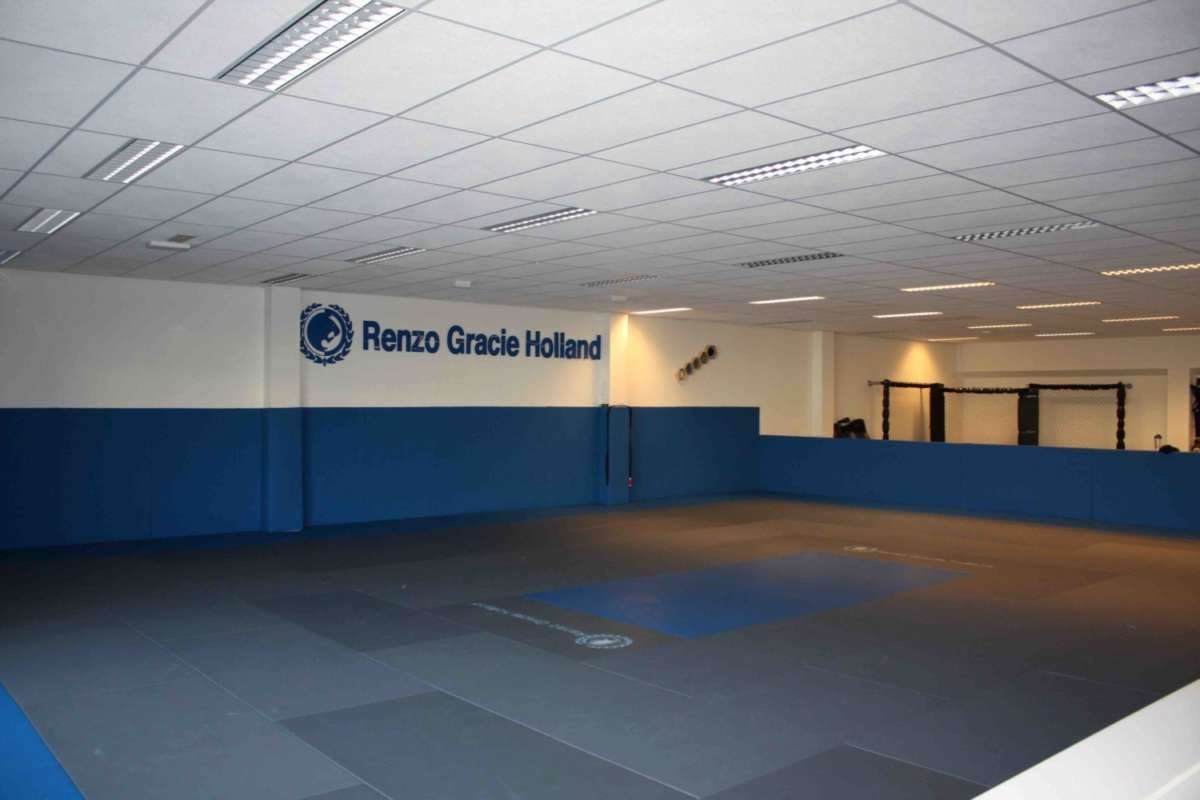 Renzo Gracie Holland Grote Mat