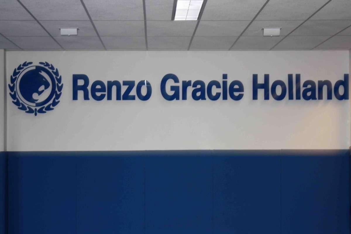 Renzo Gracie Holland Logo