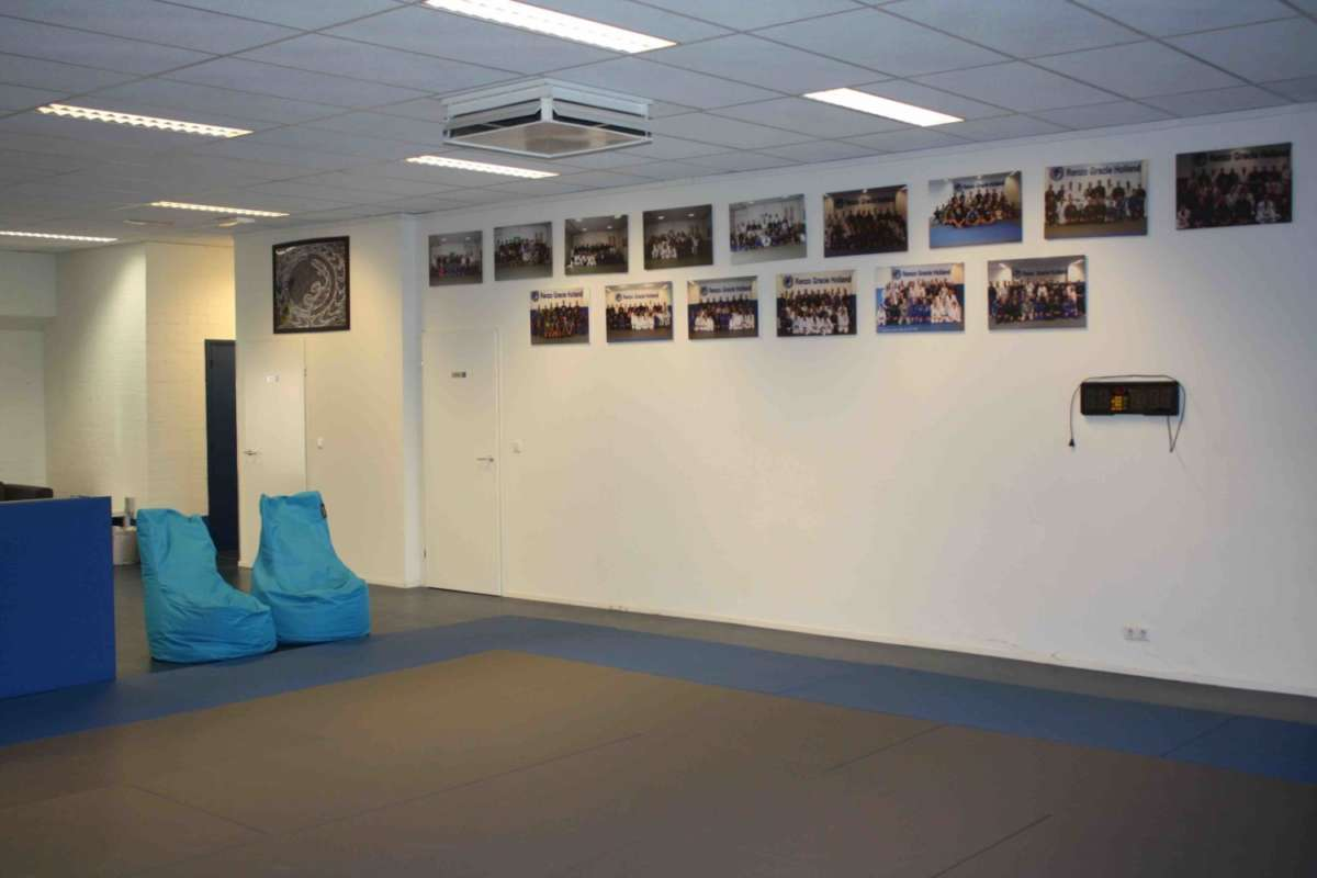 Renzo Gracie Holland Wall Of Fame